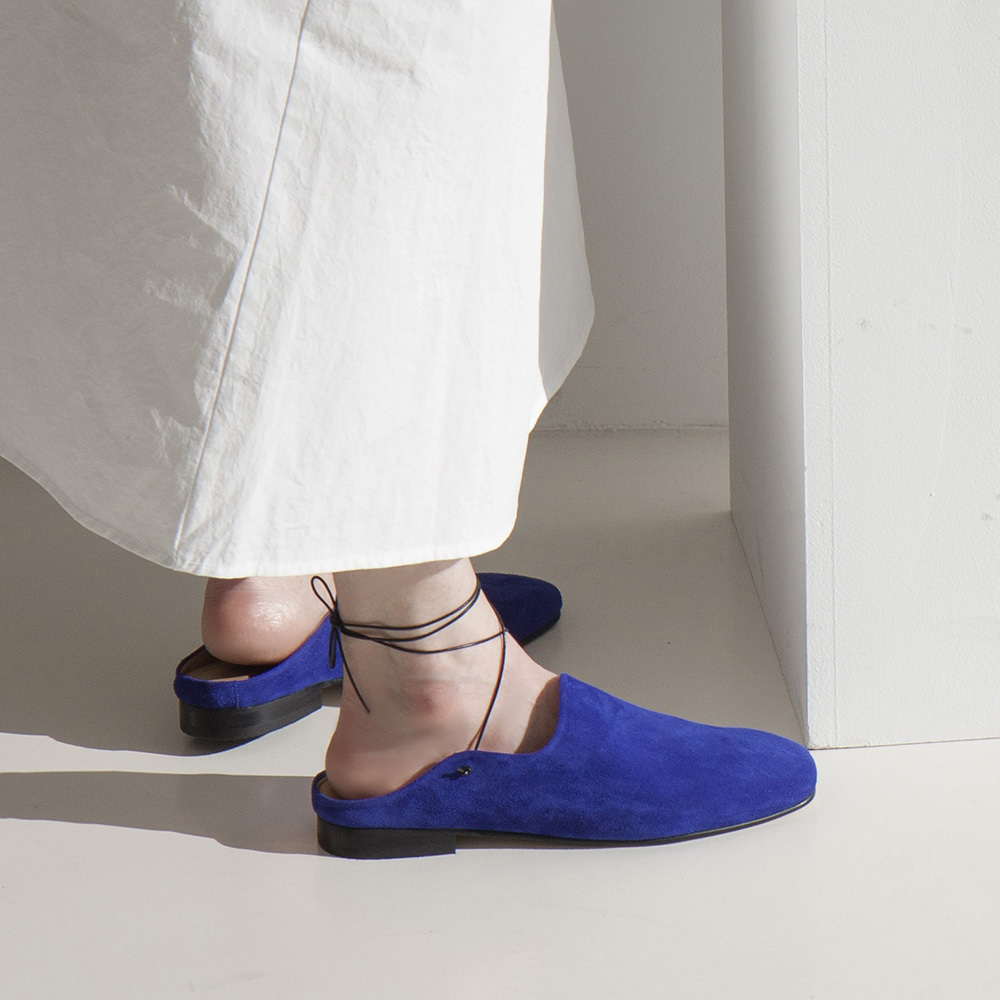 Wave slipper Shoes_Ultramarine