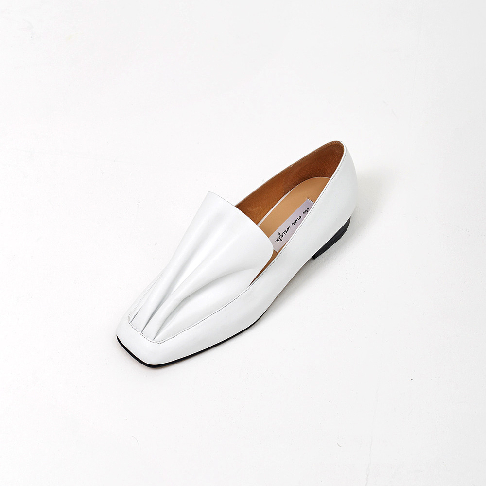 Ben loafer_White